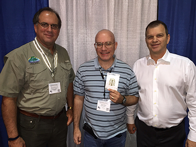 2nd Place Winner Alan Wood from M3 Midstream won the $500 Visa Gift Card